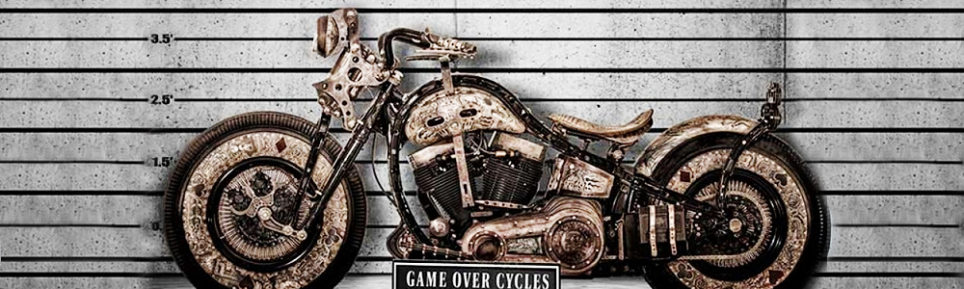 Game Over Cycles 2